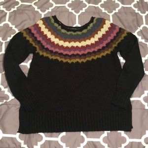 American Eagle Cozy Cheery Knit Sweater
